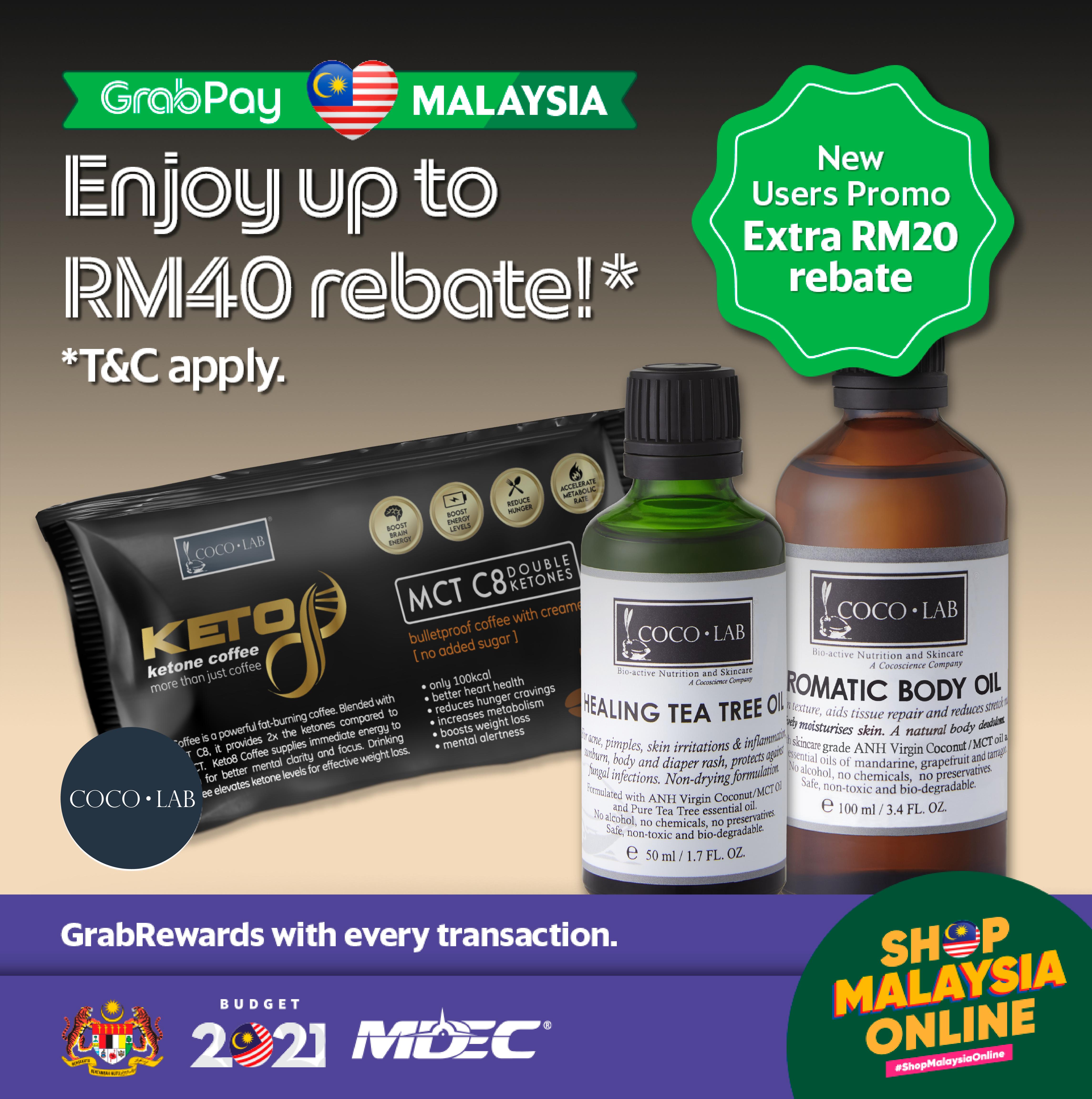 GrabPay COCOLAB SMO RM60