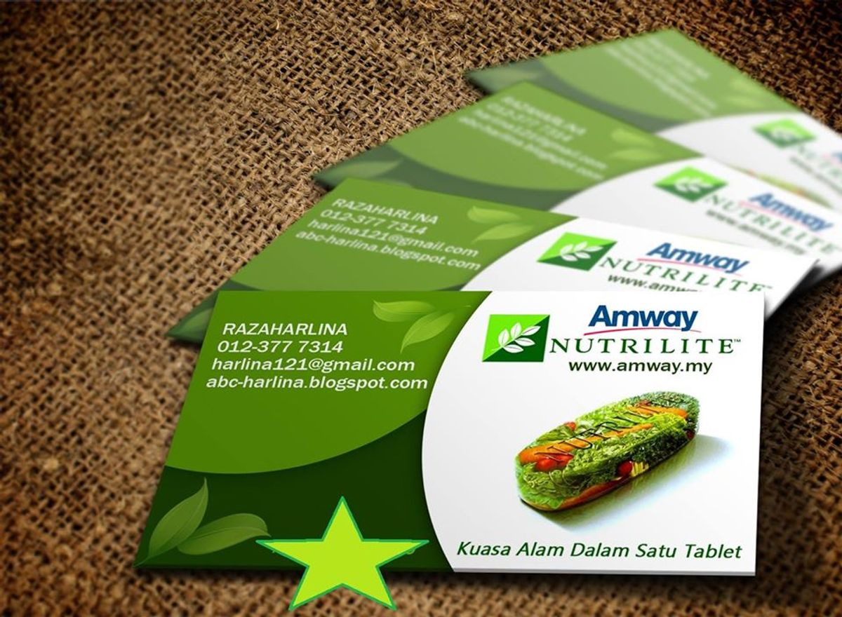 Amway Business Owner