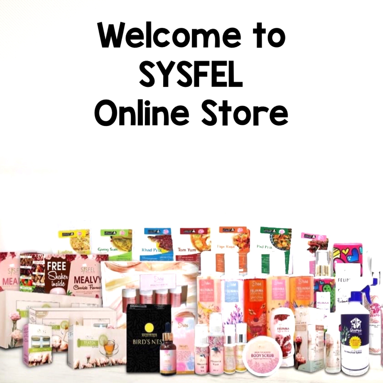 Sysfel Online Store  