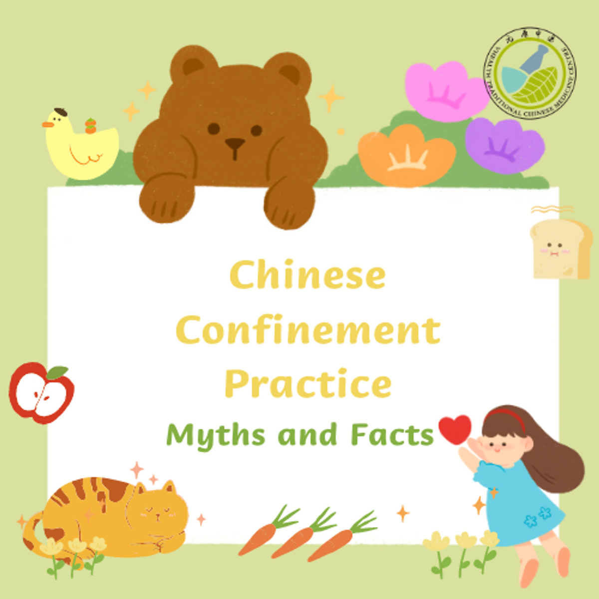 Chinese Confinement Practice: Adapting the practices for Modern Life