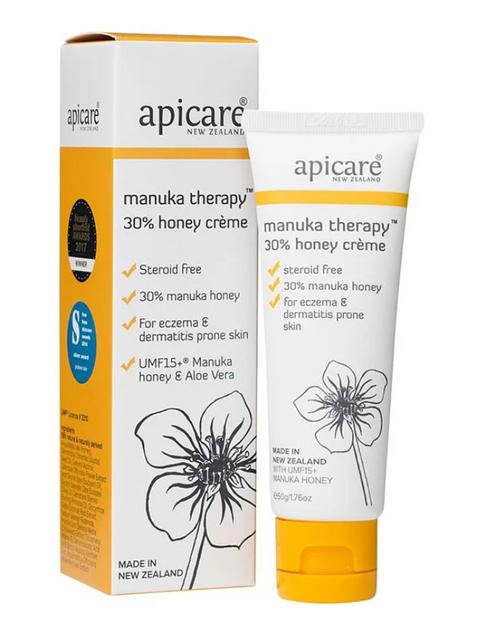 Apicare麥蘆卡蜂蜜舒緩濕疹膏 Manuka Therapy 30% 50g