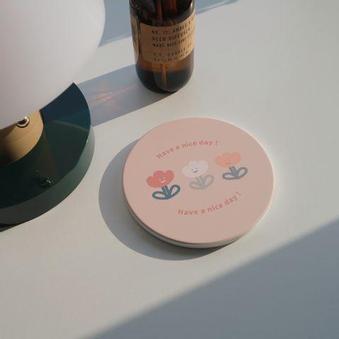 微笑鬱金香-吸水杯墊1.jpg