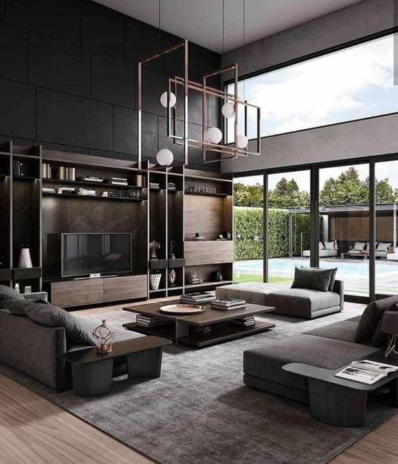 MODERN & CONTEMPORARY STYLE