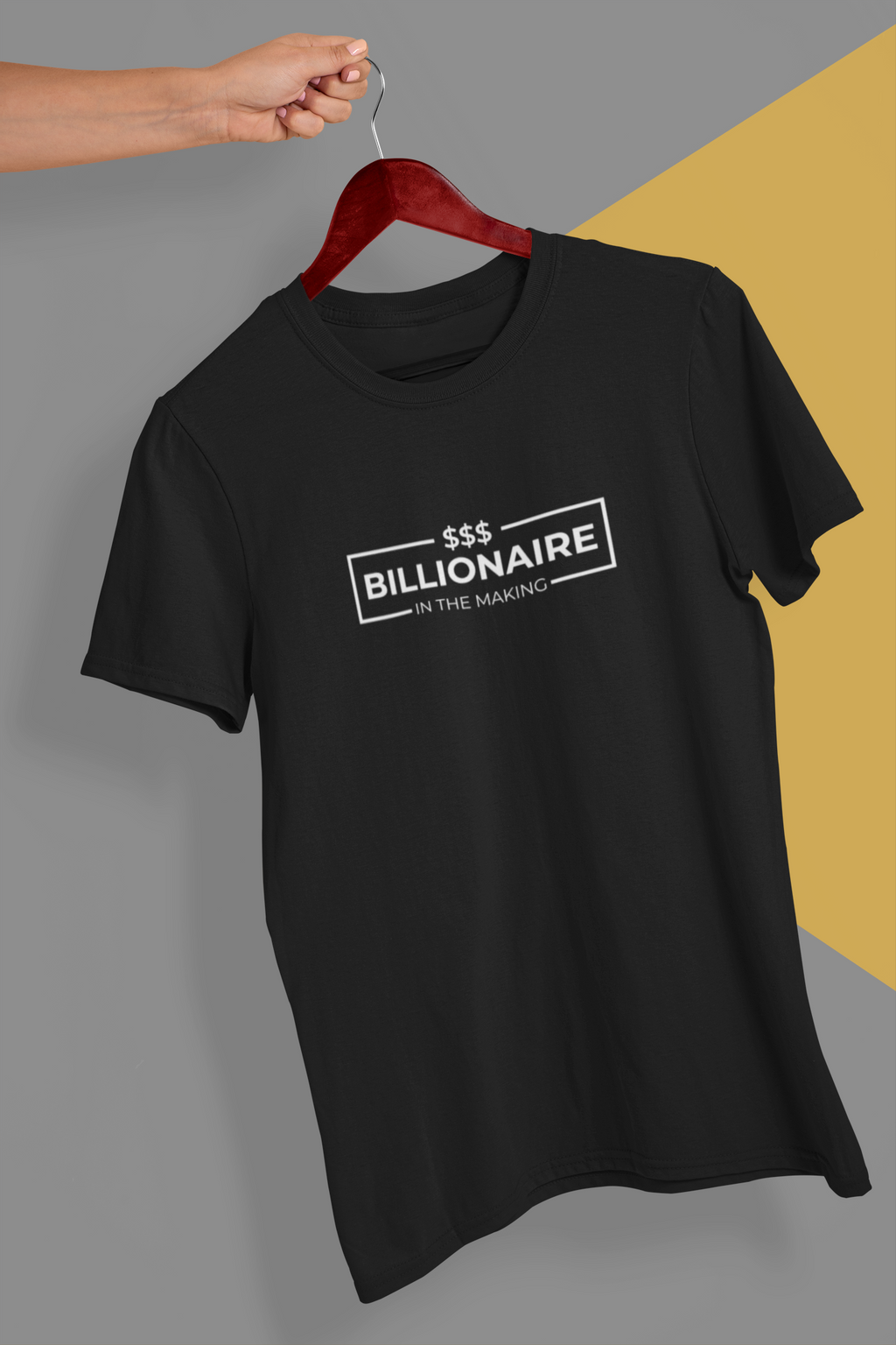Billionaire in the making