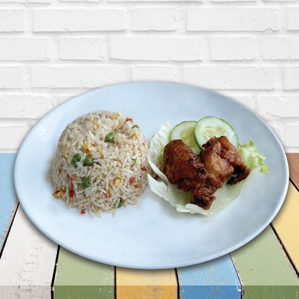 Grab-Re11 Yong chow fried rice with soy garlic chicken wings.jpg