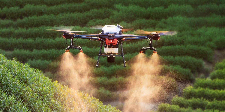 Drones Kaki | DJI Enterprise Authorized Dealer | AGRAS MG SERIES