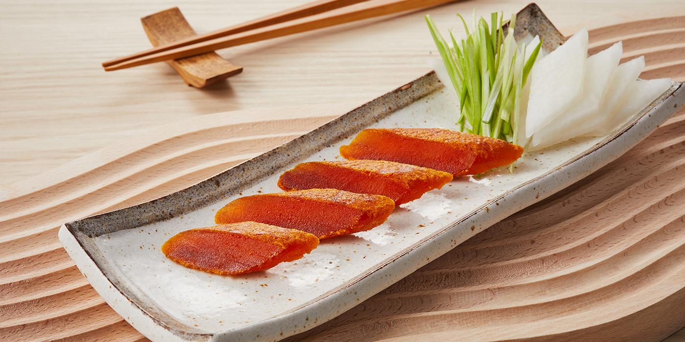 正味珍烏魚子行 | 慢火炭烤便利包