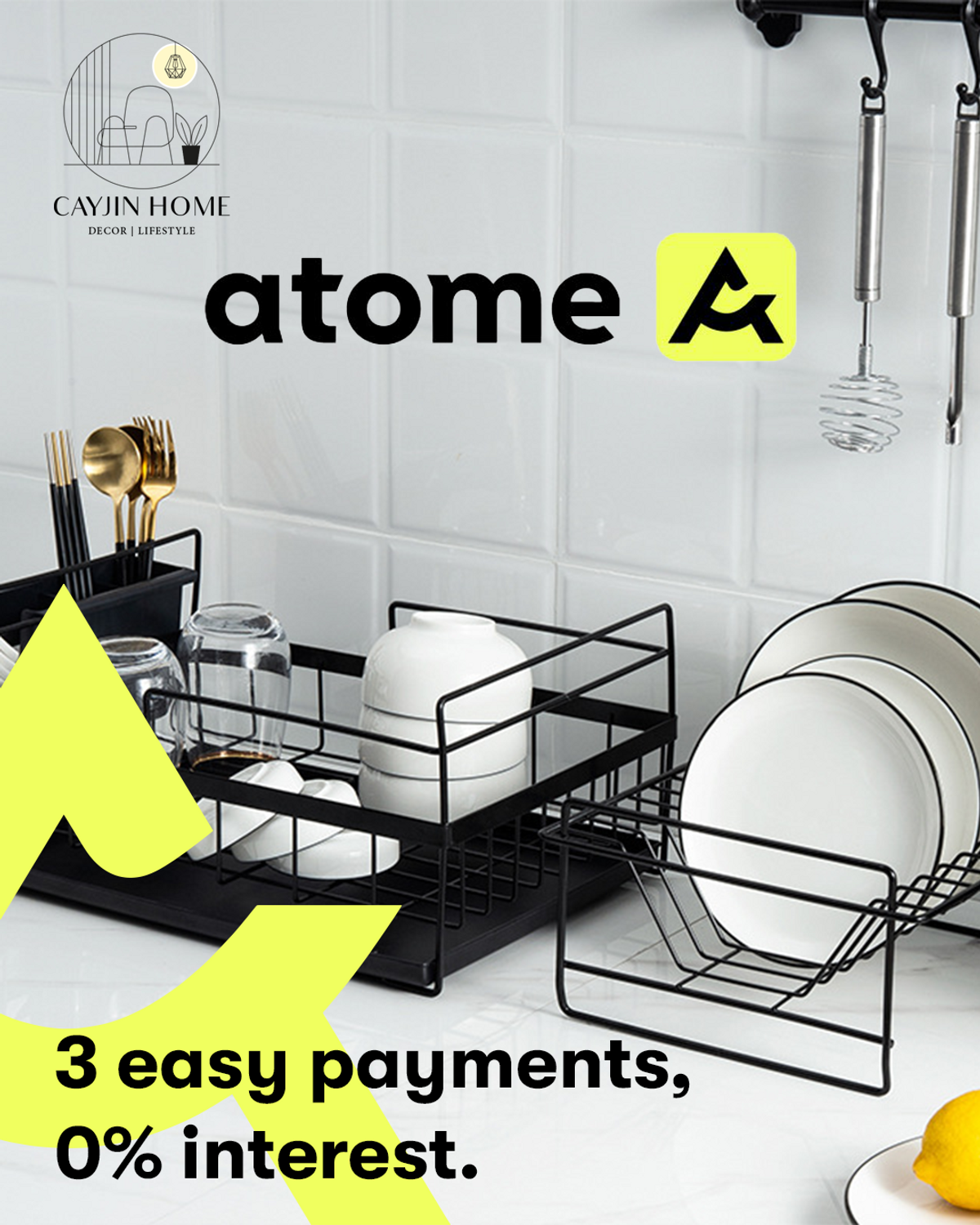 Atome - Buy Now, Pay Later