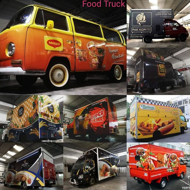 TOM'S STICKERS |  - VEHICLE ADVERTISING