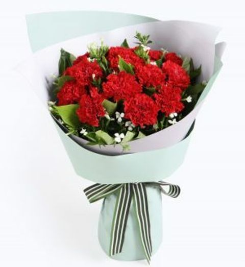 12-Stems-Red-Carnation-2-Stems-White-Acacia-with-Leaves-300x327.jpg
