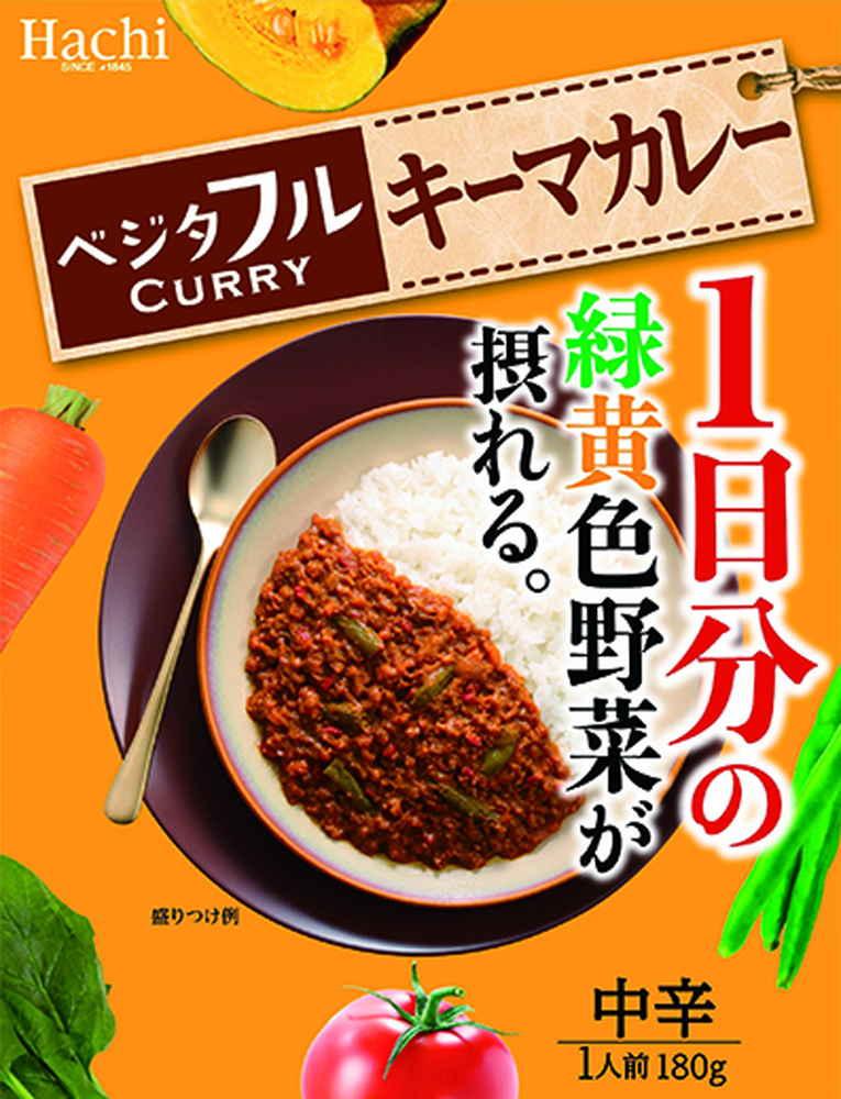 4902688242481 HACHI Vegetaful Keema Curry 180g.jpg