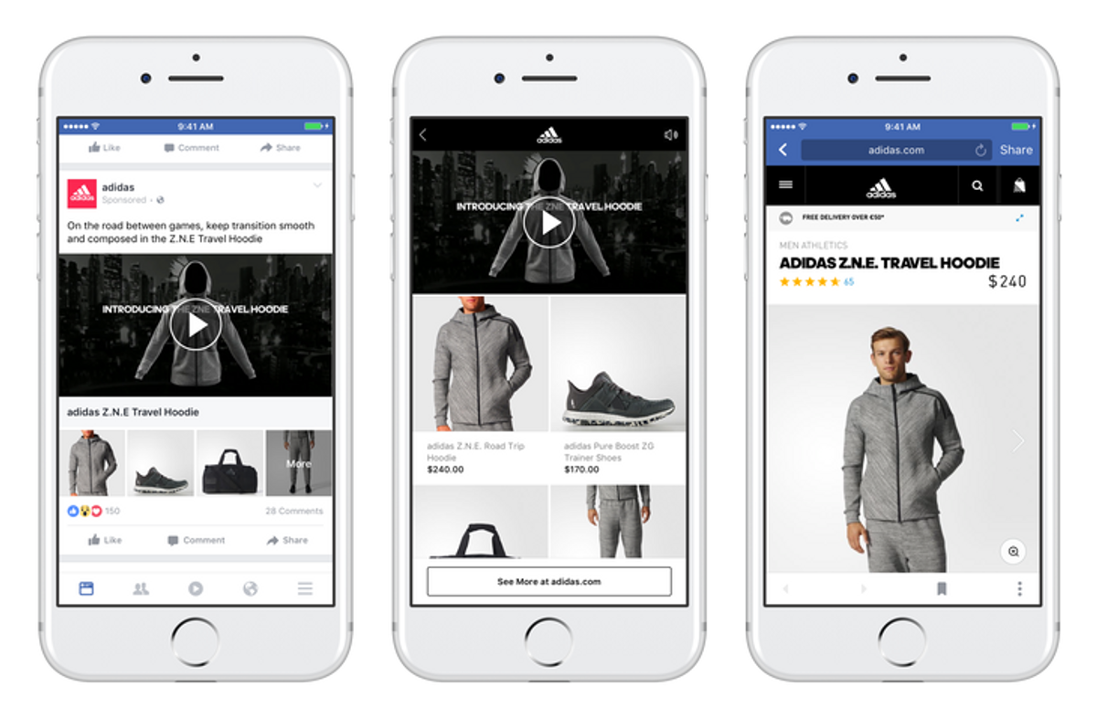 How to Create a Collection in Your Facebook Shop