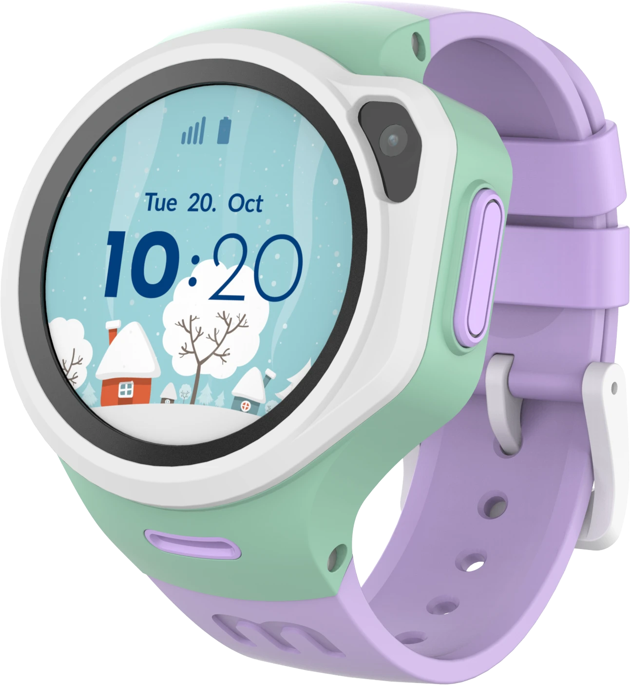 myFirst Fone R1 - Smart watch phone for kids with gps tracker