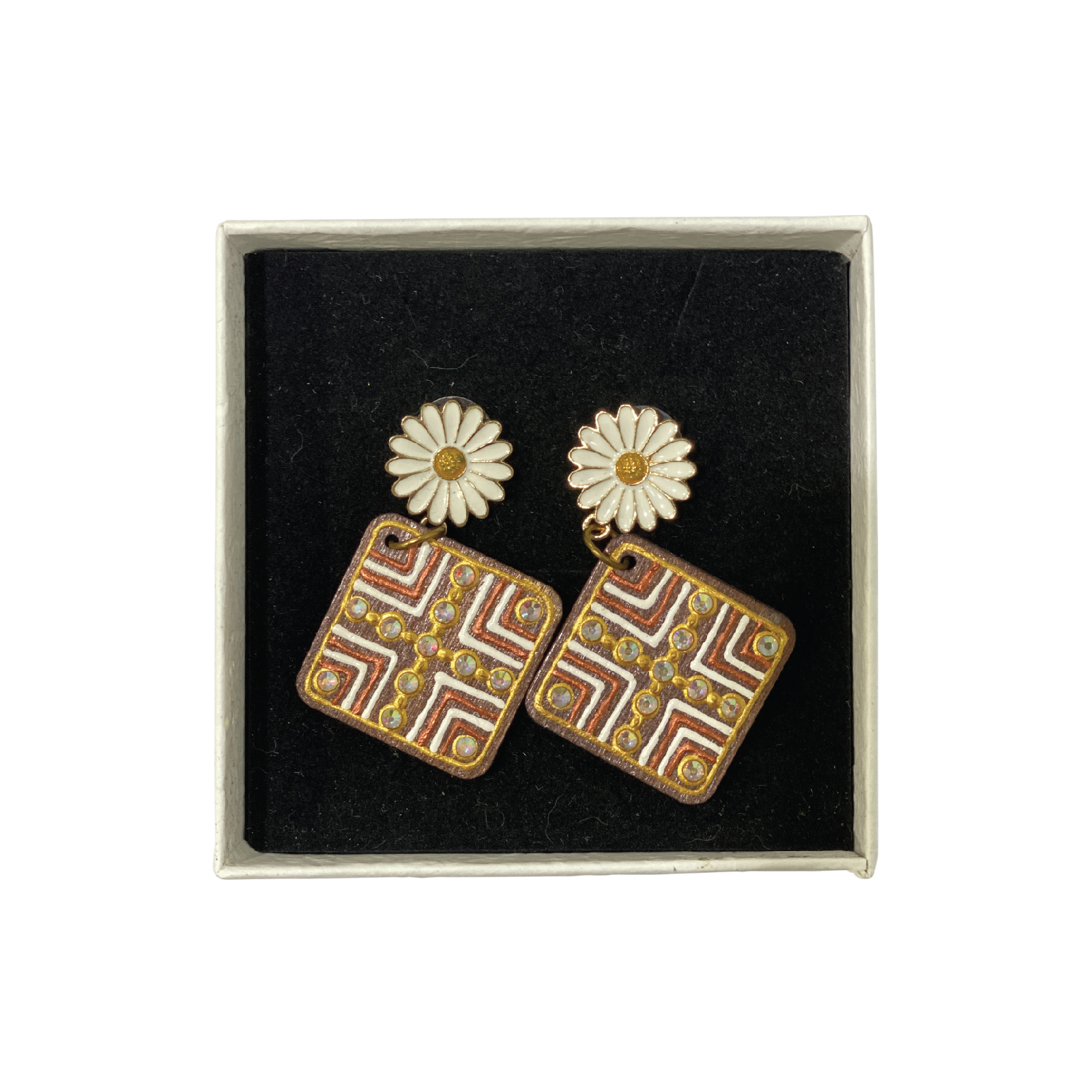 Item 5 - Daisy Collection-Hand-painted Earrings (D3_01).jpg