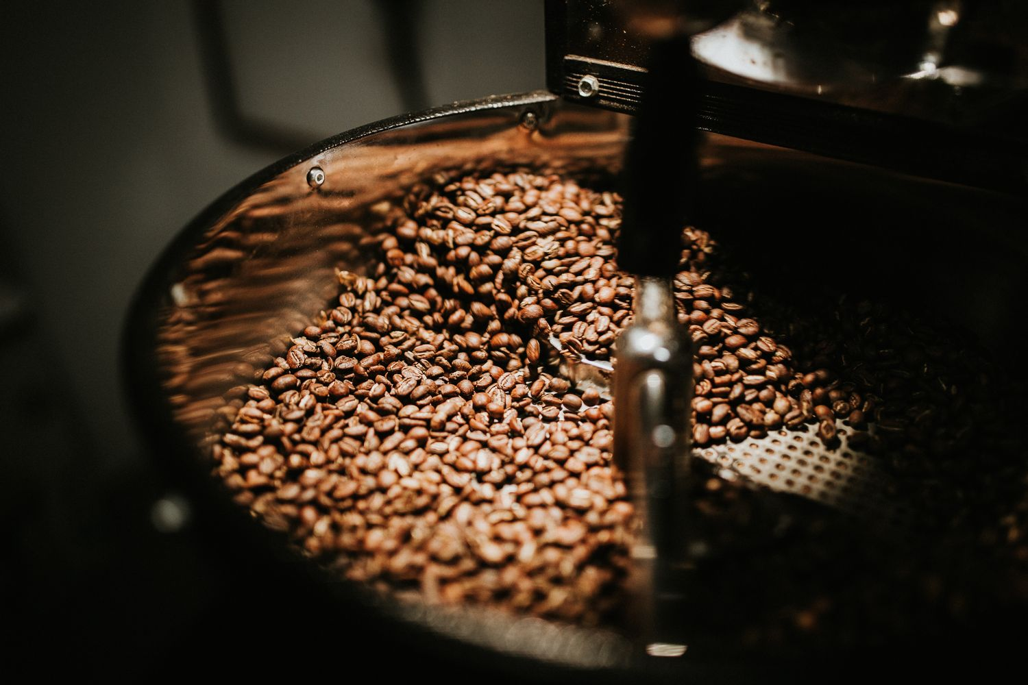 The Rising Coffee Roasters   Classic House Blend : The Rainbow