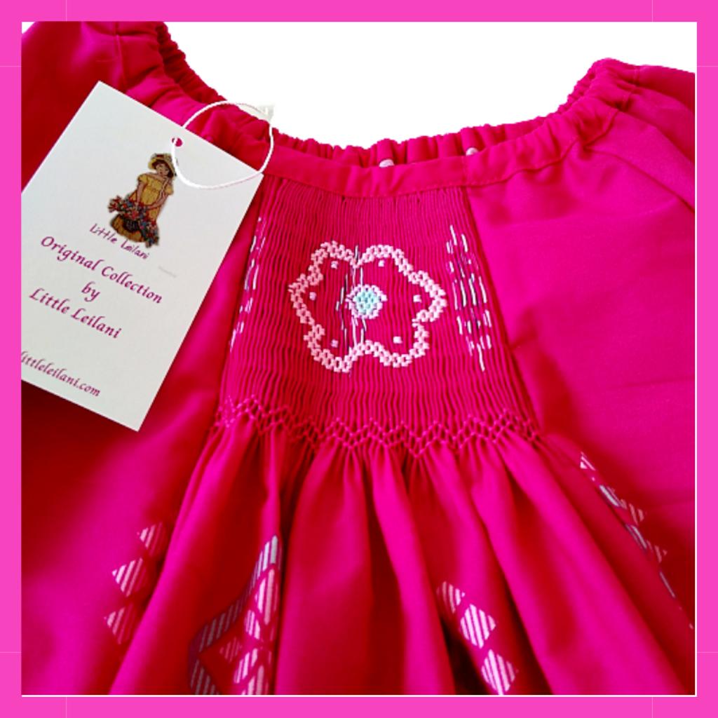 Baju Kurung Smocking Pink Little Leilani 5.png