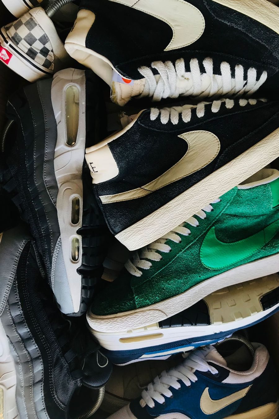 One Plus Two Thrift Shop | SNEAKERS
