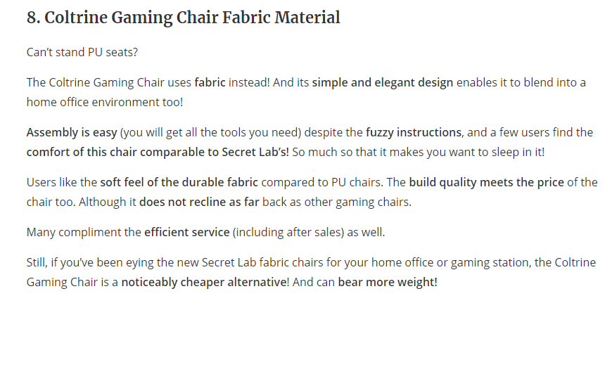 13 Best Gaming Chairs In Malaysia