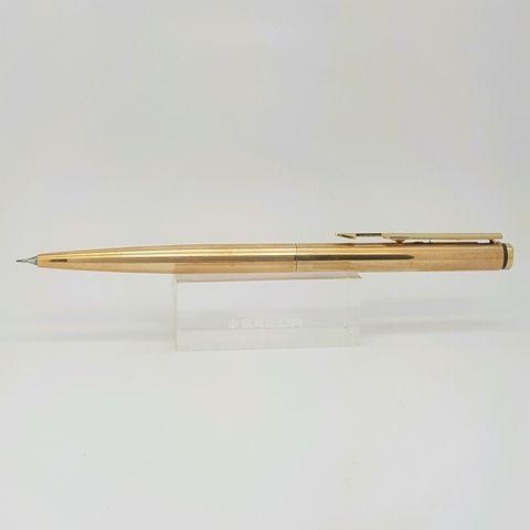 鋼筆工作室 美國 Parker 派克 英製12K金 鉛筆