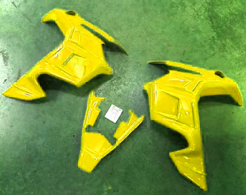 BumbleBee-Yellow-Sporty Front Side Fairings - 3pcs.png