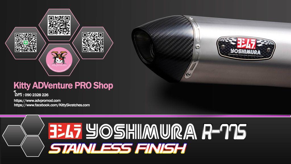 Yoshimura R77S Stainless Finish.jpg