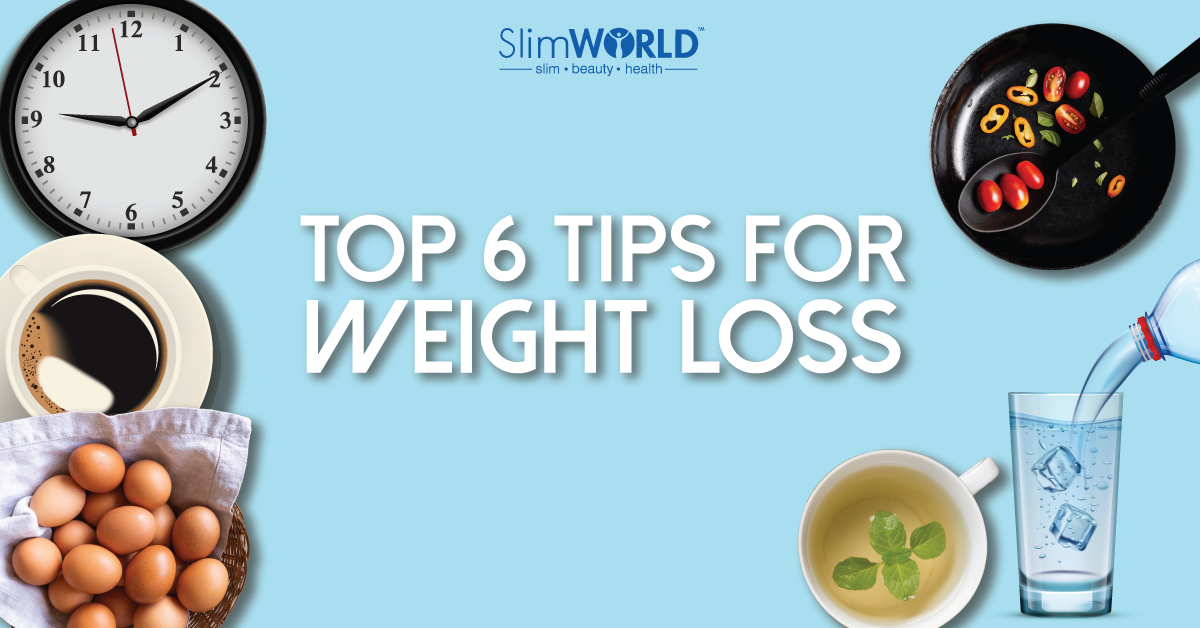 Top 6 Tips For Weight Lose