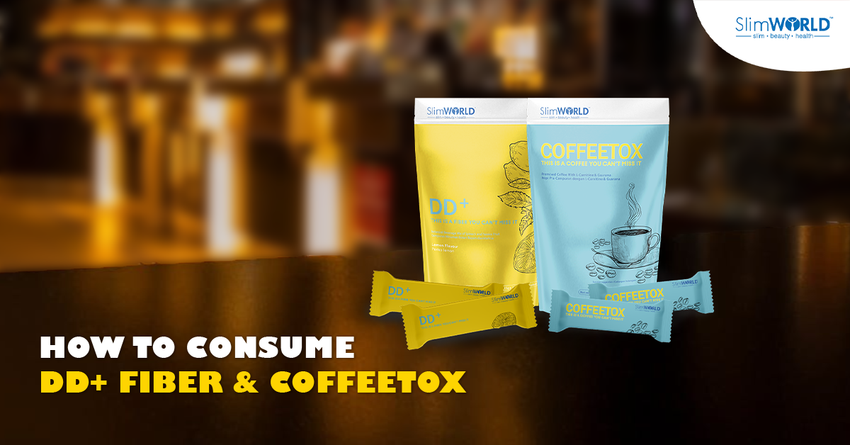 The Ultimate SlimWorld Guide: How to Consume DD+ Fiber and CoffeeTox