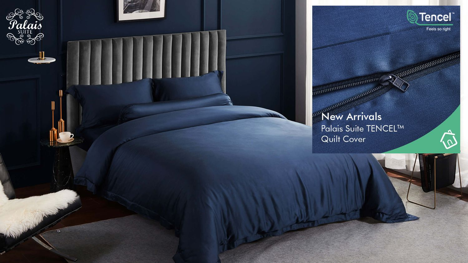 Bedding Affairs Malaysia | For All Your Bedding Needs | Quilt Cover