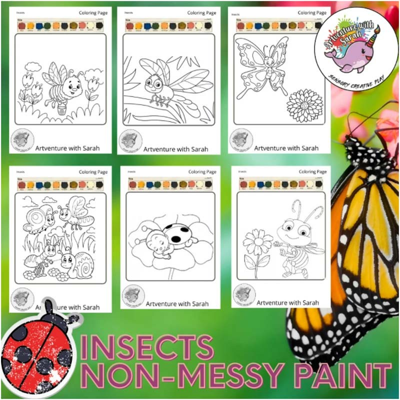 Water Colouring - Insects 1.jpg