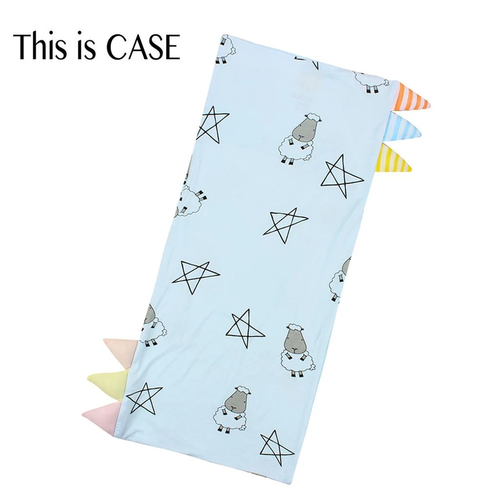 Bed-Time Buddy Case Big Star _ Sheepz Blue with Color _ Stripe tag - Jumbo.jpg