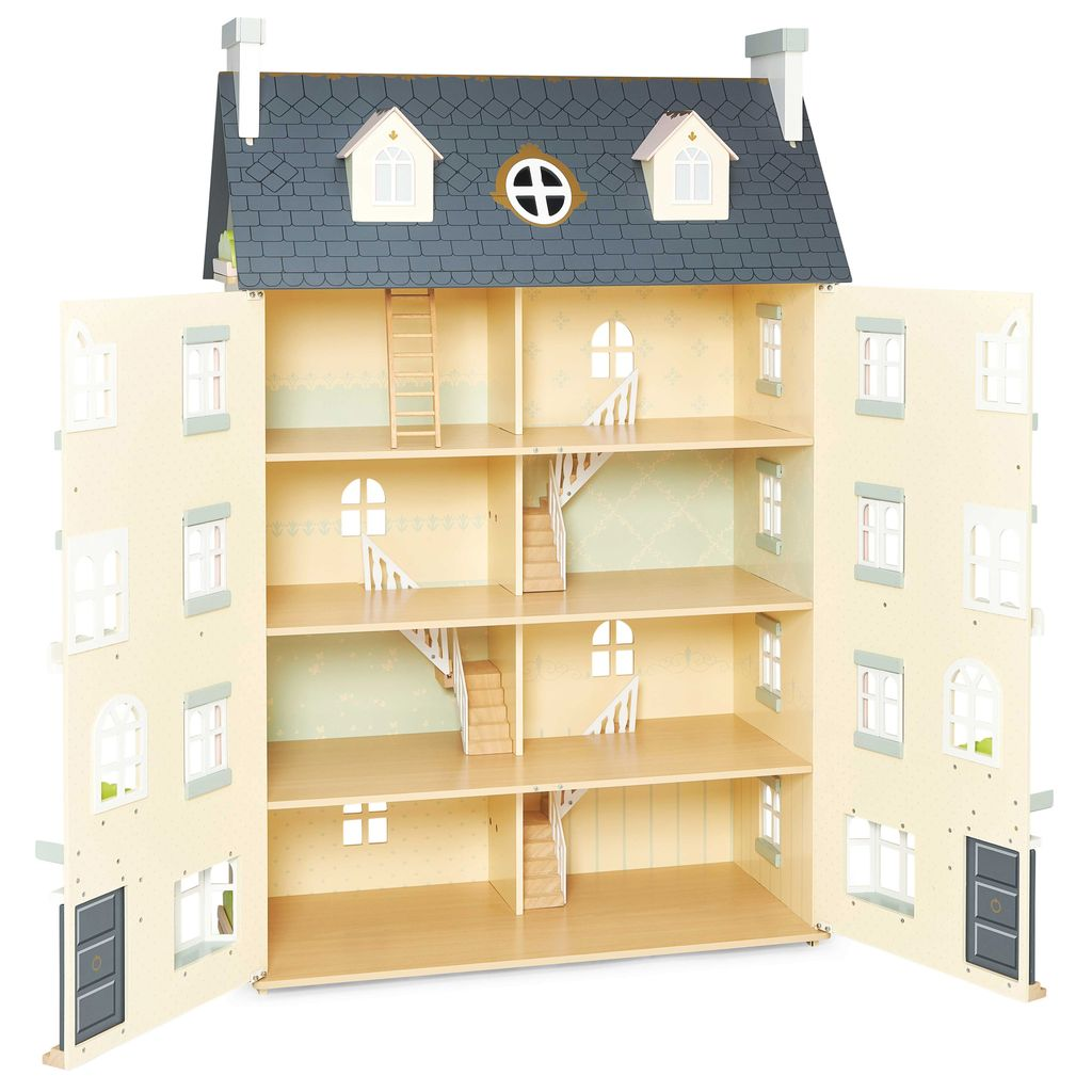 H152-Palace-House-Gold-Pink-Grey-Blue-Giant-Deluxe-Wooden-Dolls-House-Open.jpg