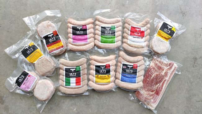 Lily's Homemade | BEST SELLERS - SAUSAGES