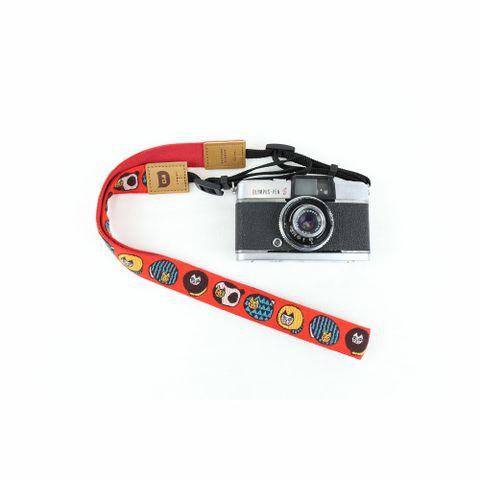 3005-03-圓圓喵-紅-相機背帶-Pro01-SQ1000.jpg