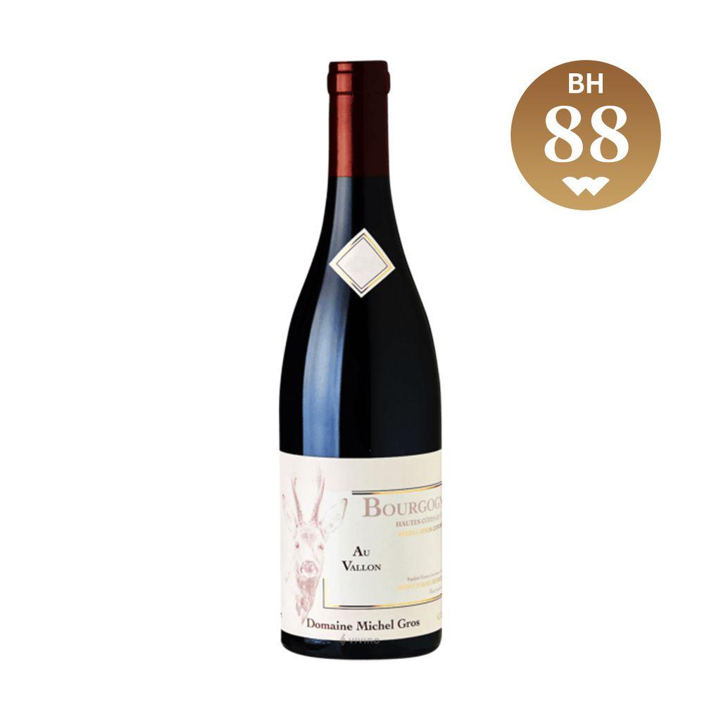 Domaine Michel Gros Bourgogne Hautes Cotes de Nuits Au Vallon 2018.jpg