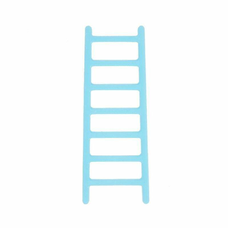 1 piece Colourful Ladder Stairs cake decoration topper, 楼梯 梯子蛋糕装饰