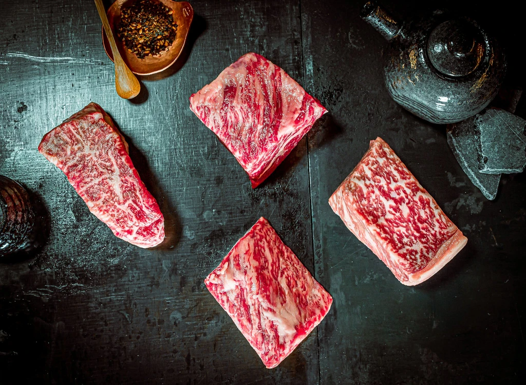 wagyu beef calories