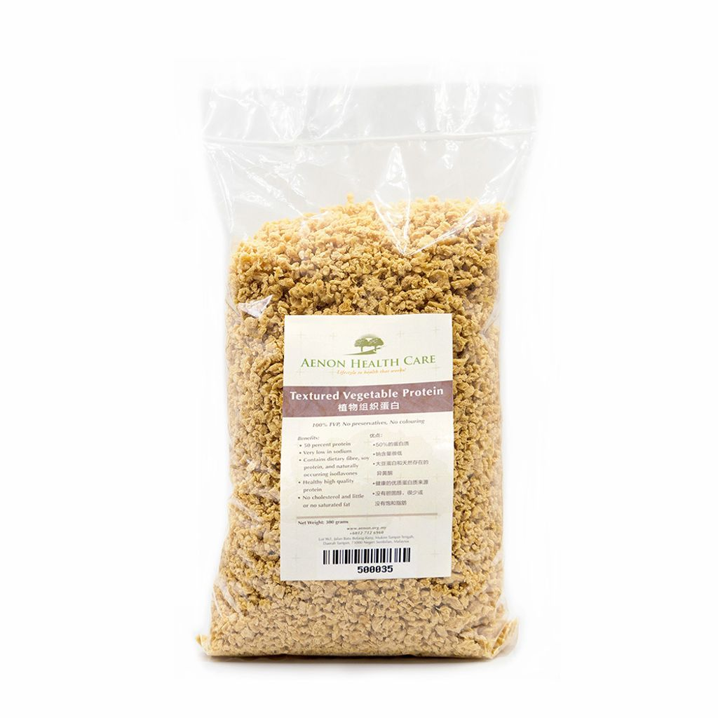 Textured Vegetable Protein 植物蛋白 small