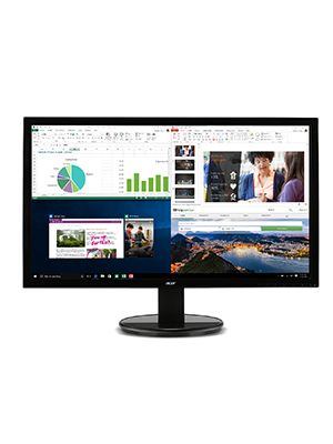 """Acer K202HQL Abi 19.5"""" HD HDMI 60Hz Monitor Deal of the Day"""