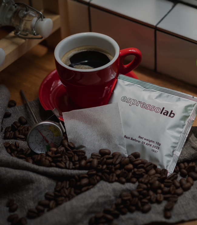 espressolab asia pacific | discover our products - steepbru sachet