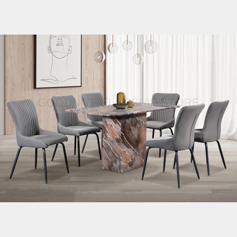 Marble Dining Set - T351+C804 -03.jpg