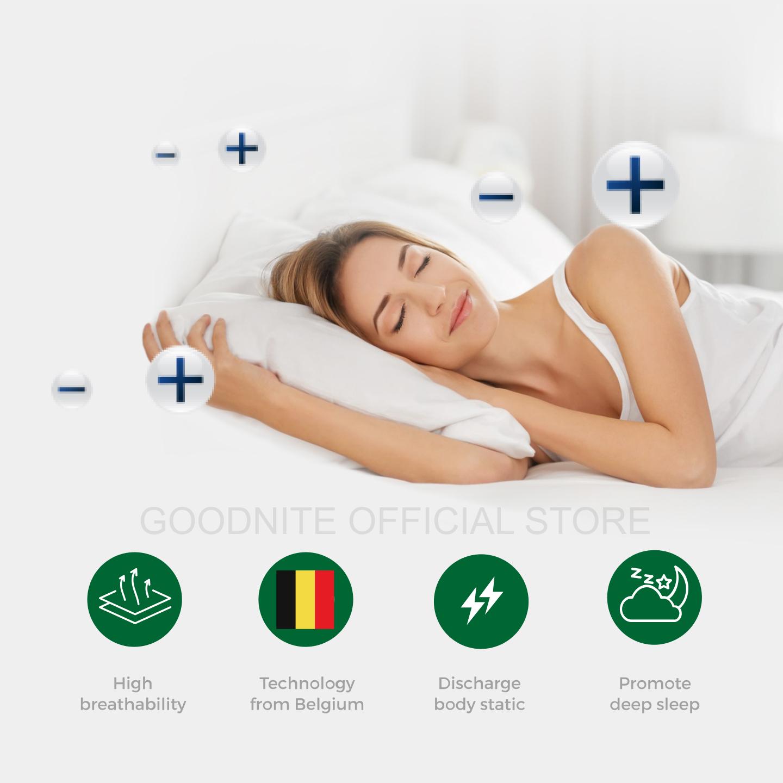 Statfree® Contour  Latex Foam Pillow 2.jpg