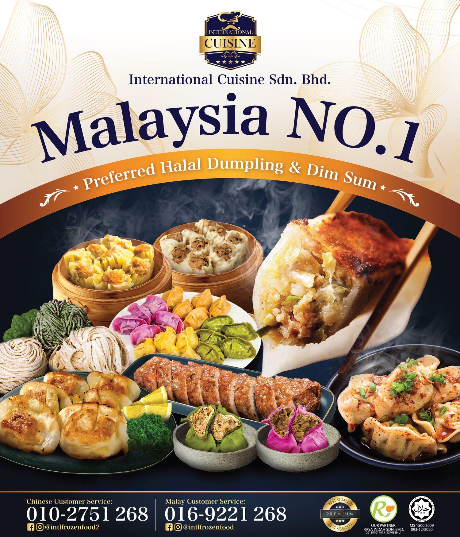 International Cuisine Sdn Bhd |