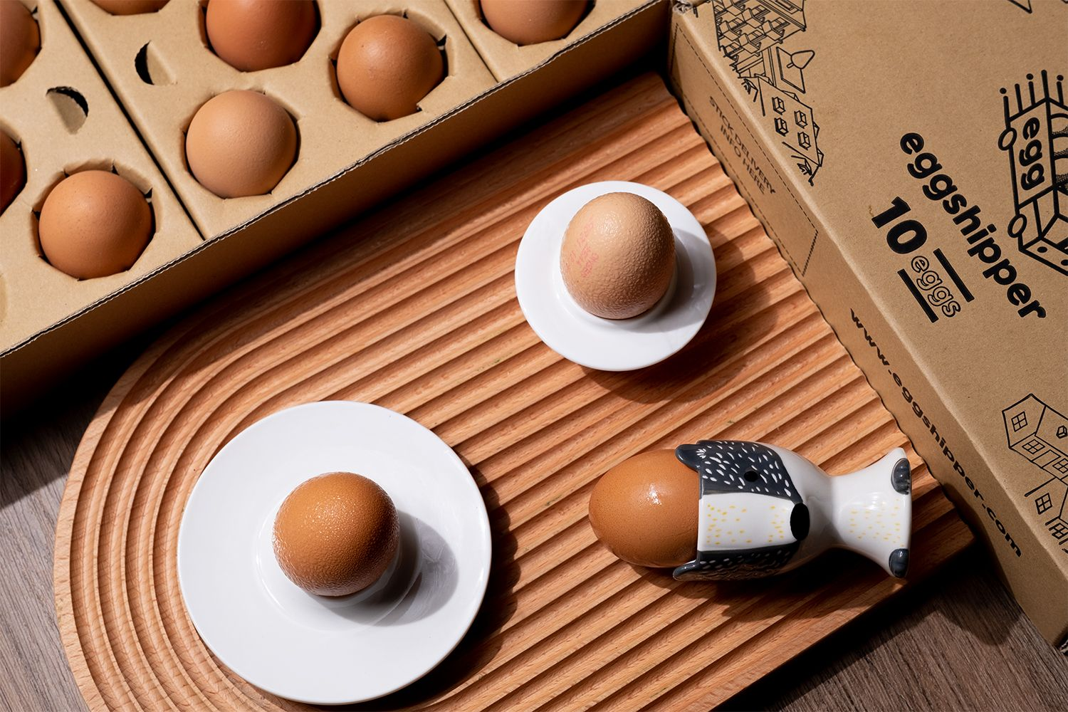 Eggshipper by Safegg™   20% OFF ON ALL PRODUCT