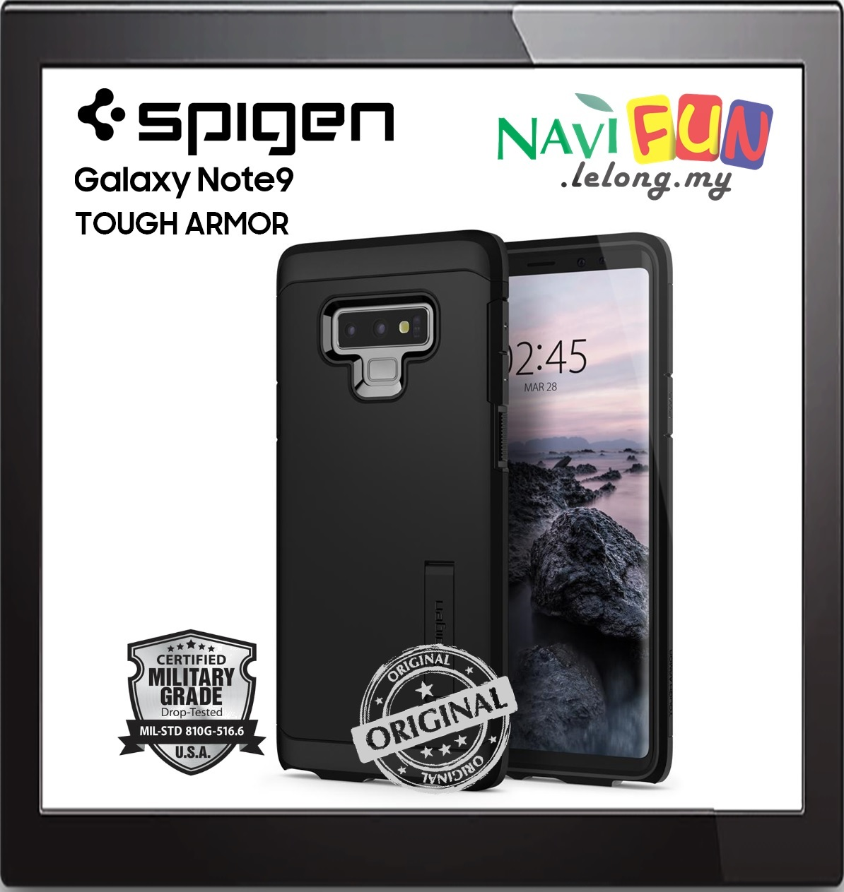 ... Tough Armor case for Samsung GALAXY Note 9. SGPTAN9.jpg