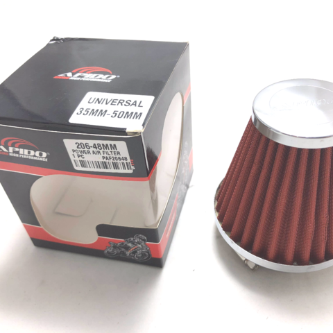 APIDO POWER AIR FILTER - 206 48MM.png