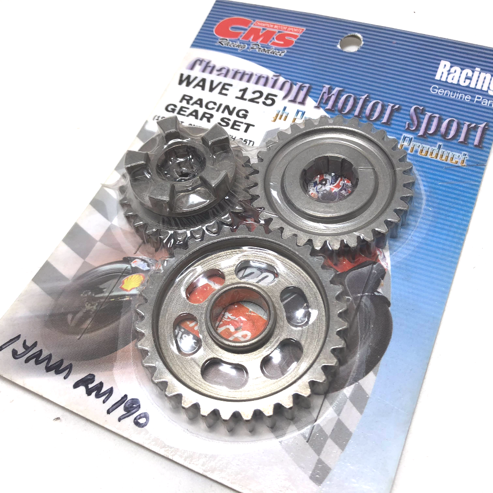 CMS RACING GEAR - WAVE 125 (1ST ,2ND ,4TH).png