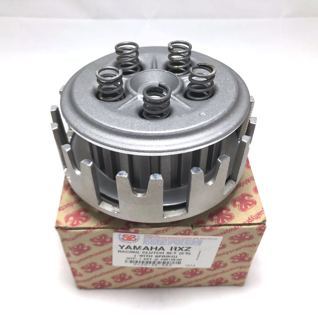 SYSCAST RACING CLUTCH SET (5S) - RXZ.png