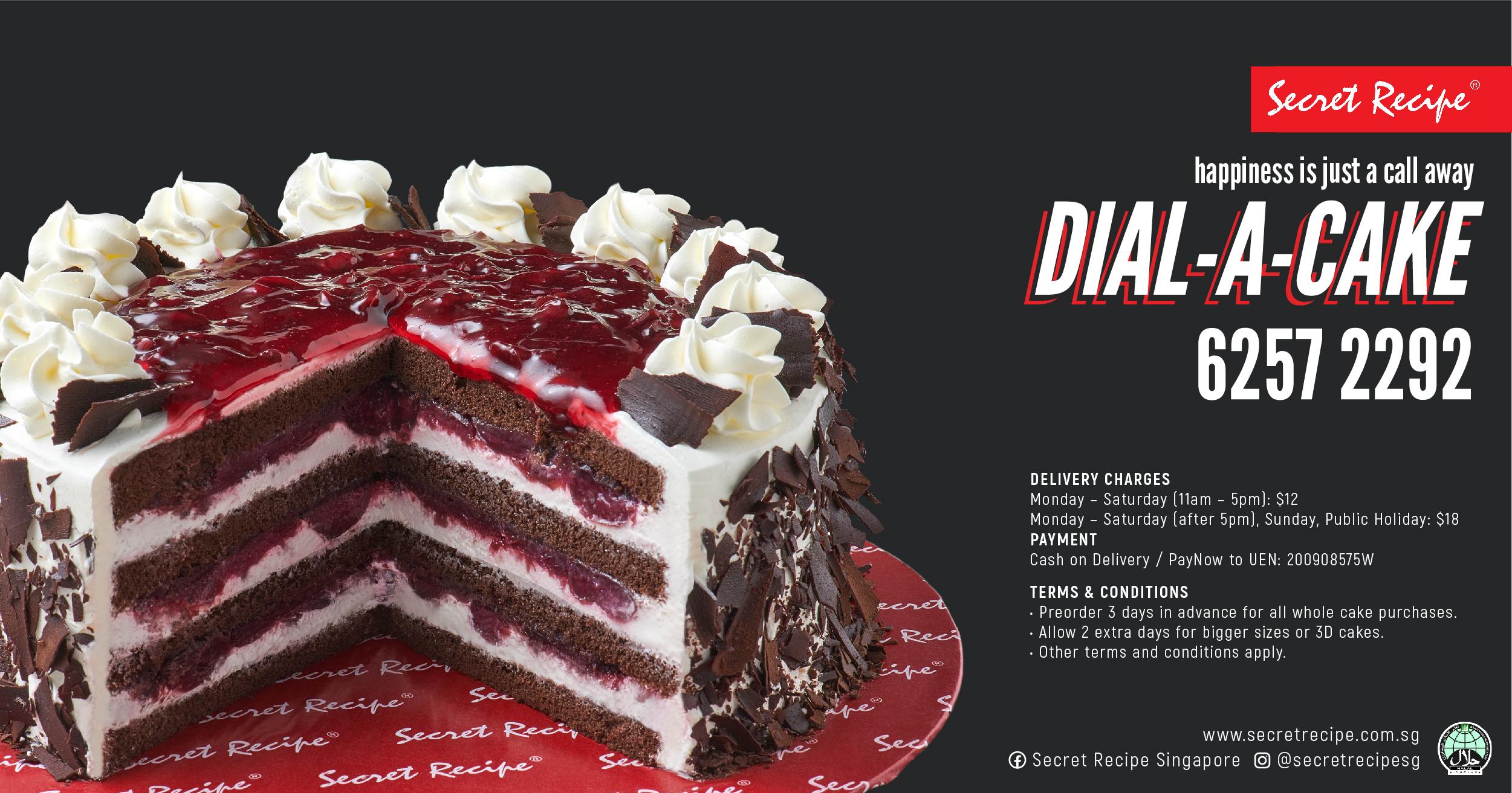 Dial-A-Cake
