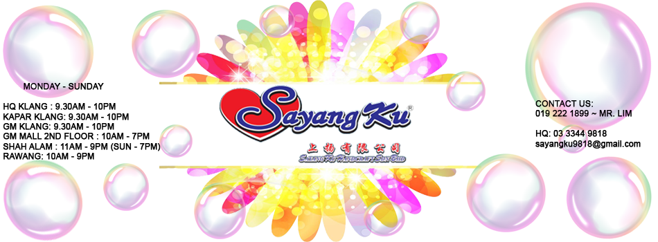 Sayangku Handcraft Online Store - The Largest Handcraft Online Store Supplier From Selangor