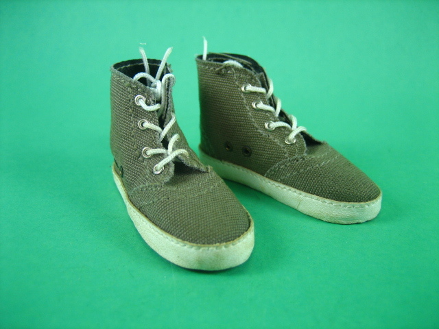 COMMANDER Seal Coral Boots 1//6 Scale DAMTOYS 78046 SEAL TEAM 5 VBSS